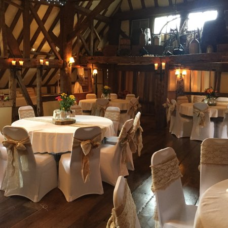 Wrotham, UK: Wedding days
