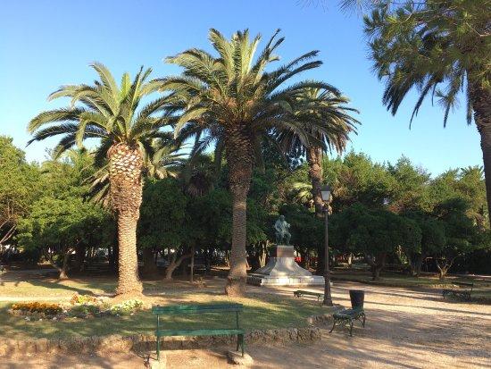 Jelsa Park: Beautiful place