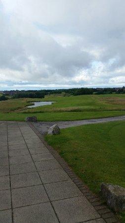 Weston, UK: Golf at wychwood park.. great facility.