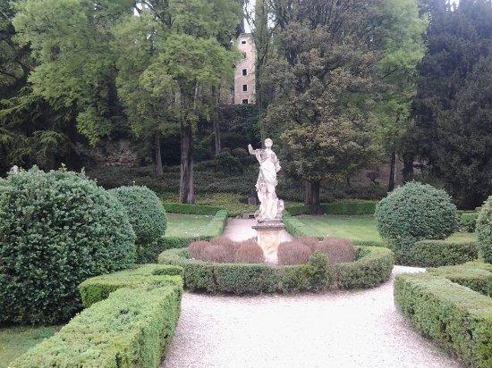 Palazzo giardino giusti bild von palazzo giardino giusti verona