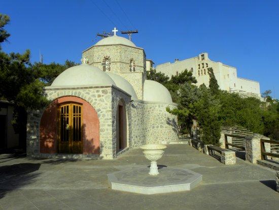 Monastery of Profitis Ilias