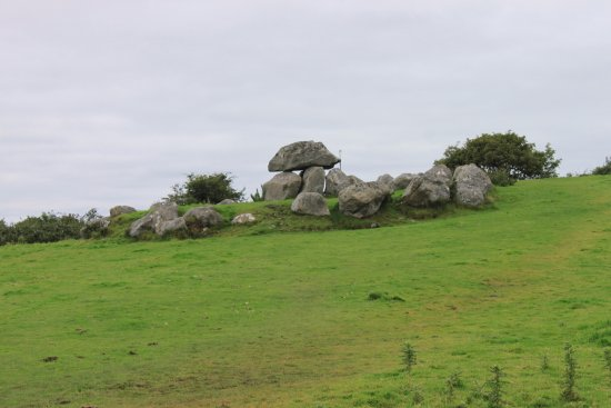 Carrowmore Megalithic Cemetery: 遺跡のひとつ。