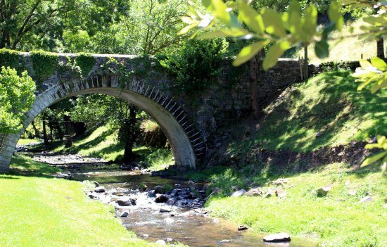 Saint-Arcons-d Allier, Prancis: Rivière La Fioule