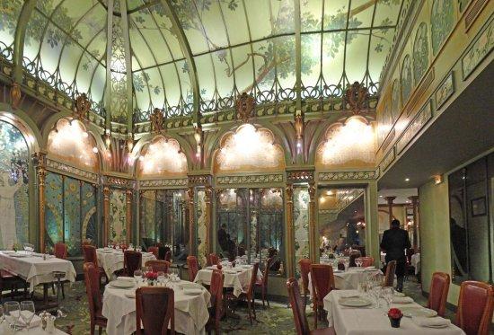 Paris Restaurant La Fermette Marbeuf