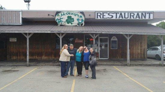 Sussex, كندا: Mcginny's Pub