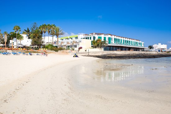 Hotel THe Corralejo Beach: Playa