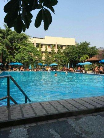 棕櫚樹花園酒店張圖片