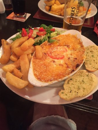 The Silver Fountain: Great food great pub and fresh