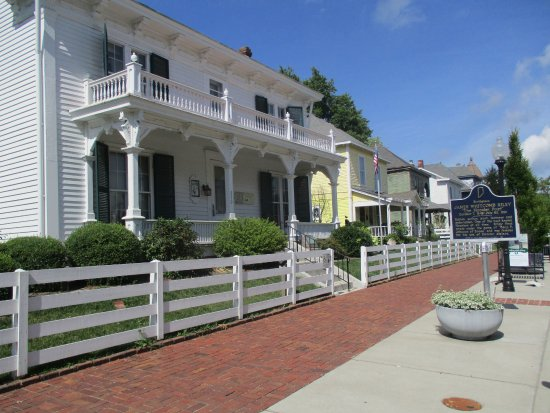Greenfield, IN: Riley boyhood home