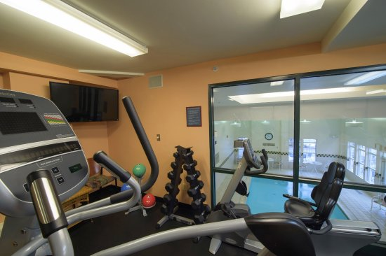 D. Hotel & Suites: Exercise Room