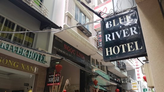 Blue River Hotel: 20160625_120003_large.jpg