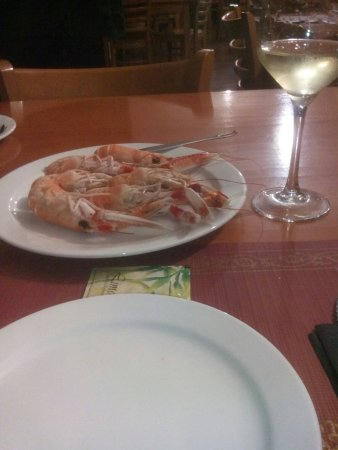 Province of Pontevedra, إسبانيا: Cena exquisita