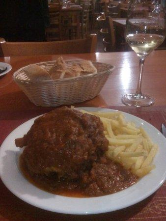 Provincia di Pontevedra, Spagna: Cena exquisita