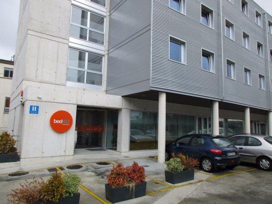Hotel Bed4u Pamplona Bild