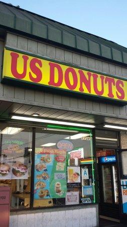 Artesia, Καλιφόρνια: US Donut