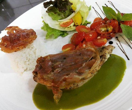 Koh Phangan Santorini Restaurant: Koh phangan