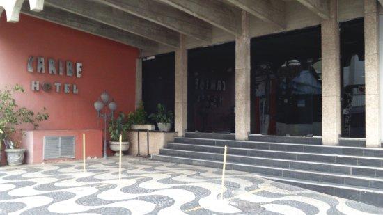Caribe Hotel: Entrada