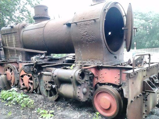 Middleton Railway: The Rusting Hulk 2