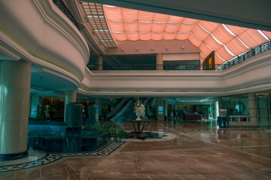 Shaoxing, China: Hotel Lobby