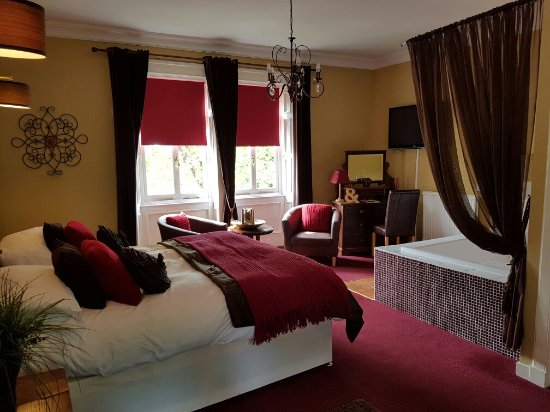 Biggar, UK: The Wallace room