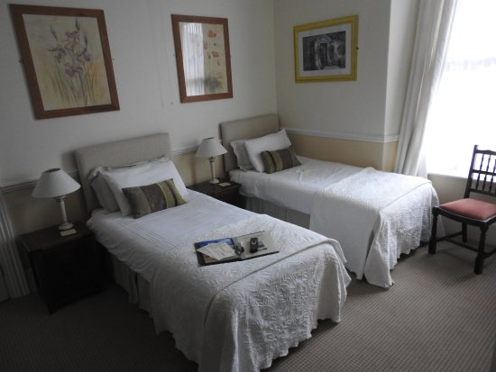 The Pendennis Guest House: Twin En Suite
