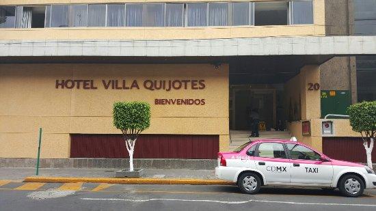 Hotel Villa Quijotes: 20151017_105306_large.jpg