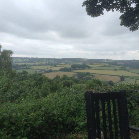 Box, UK: Lovely views