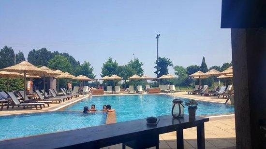 Chalkidona, Grecia: Pool