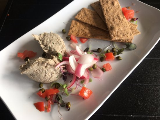 Bomoseen, VT: House Smoked Bluefish Pate