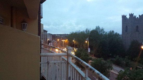 Staycity Dublin Balcony view