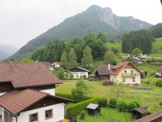 Steyrling, Autriche : view from room 11