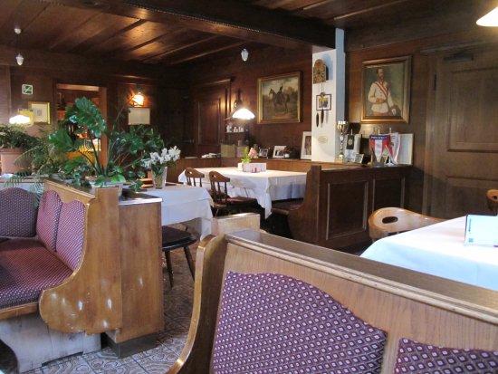 Steyrling, Autriche : diningroom