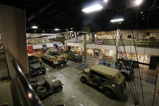 Wolfeboro, Nueva Hampshire: WWII vehicle exhibit