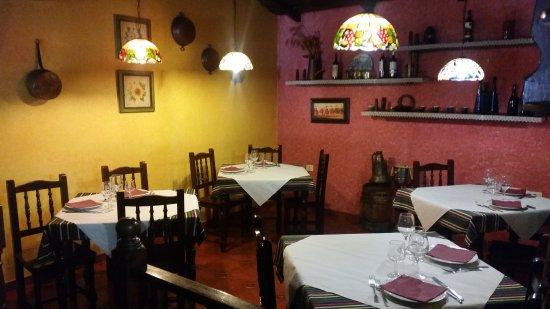 """imagen Las Cazuelitas de """"Feriche"""" en Fasnia"""