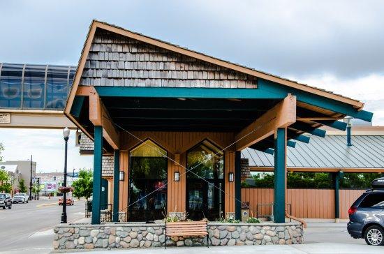 BEST WESTERN Sheridan Center: Entrance
