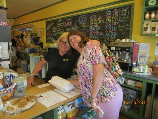 Brandon, VT: Friendly staff!