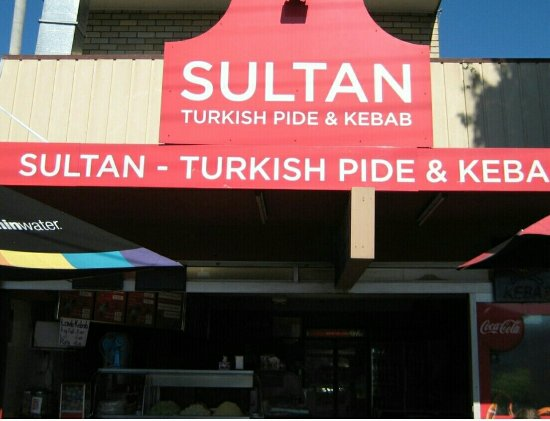 ‪‪Waitara‬, أستراليا: Sultan Turkish Pide & Kebab House‬