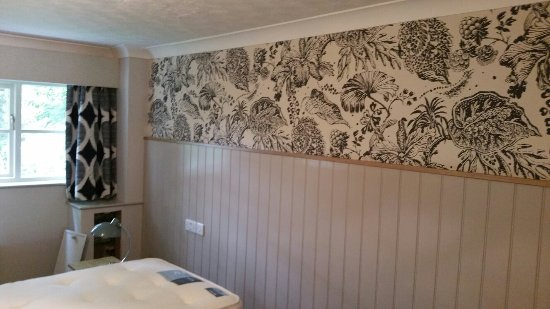 Sticklepath, UK: New refurbished rooms .. nearly done.