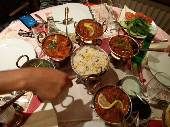 Great indian food and excellent hospitality