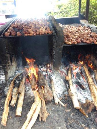 78 Gambar Babi Dibakar Terlihat Keren