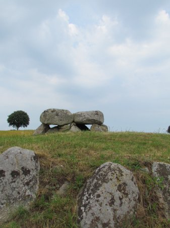 Sprovedyssen: The dolmen