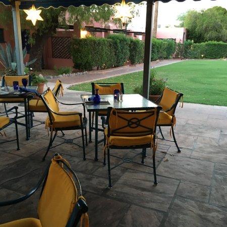 Patio Extérieur Pour Dpdjdejdiner Picture Of Arizona Inn Tucson