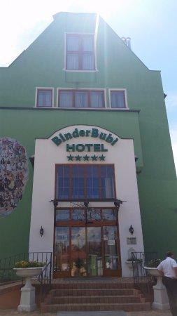 錫吉什瓦拉班德爾布比酒店照片