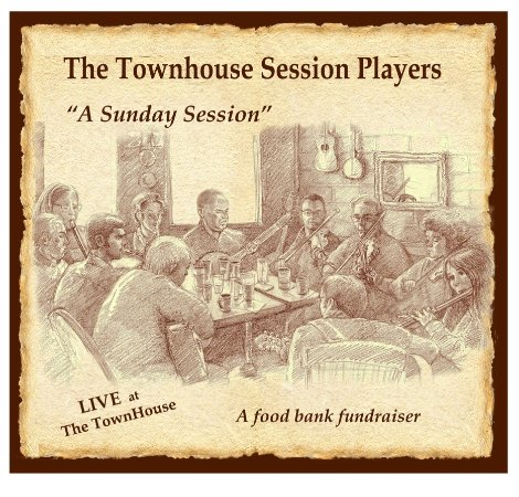 Антигониш, Канада: CD independently recorded & produced by our Townhouse Session players featuring traditional Iris