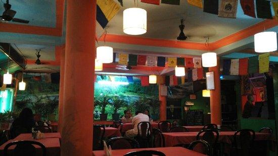 The Tibetan Kitchen: nice ambience