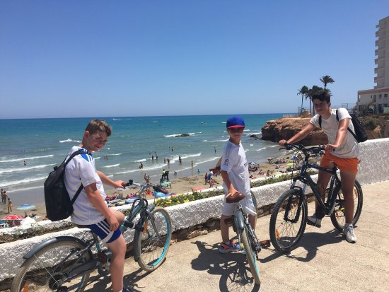 ‪Costa Blanca Bike Hire‬