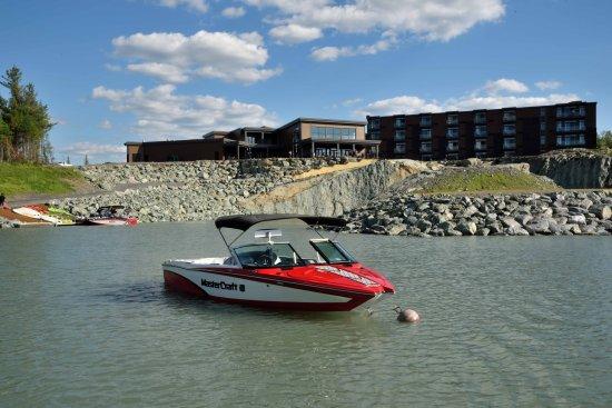 Thetford Mines, Canada: Activités nautiques