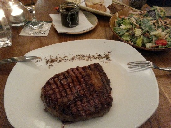 One of the best steaks you can have