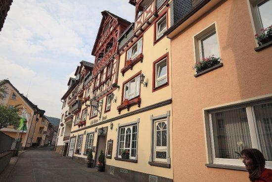 Hotel Zehnthof: façade