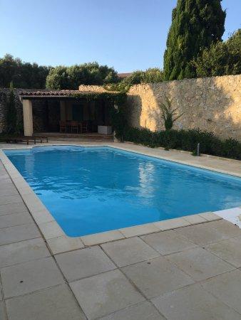 La Palme, Francia: The pool
